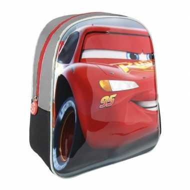 Cars lightning mcqueen 3d gymtas voor kinderen