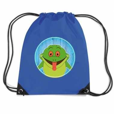 Kikkers gymtas / gymtas voor kinderen