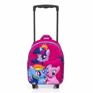 My little pony 3d trolley gymtas