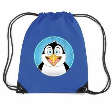 Pinguins gymtas / gymtas voor kinderen