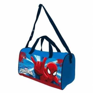 Spiderman gymtasje voor kinderen