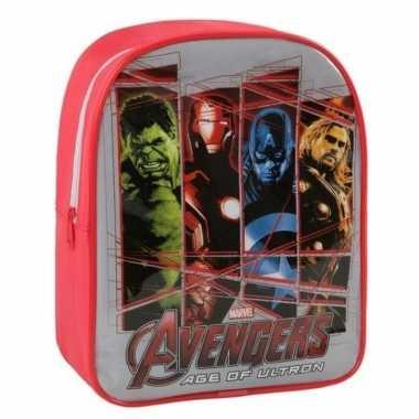 The avengers gymtasje voor kinderen