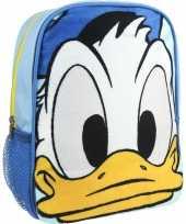 Disney donald duck school gymtas rugzak voor peuters kleuters kinderen