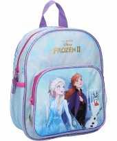 Disney frozen 2 anna elsa school gymtas rugzak voor peuters kleuters kinderen