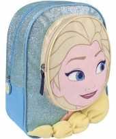 Disney frozen rugzakken gymtassen 23 x 28 cm elsa voor meisjes kinderen