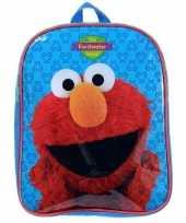 Elmo sesamstraat schooltas gymtas voor kinderen