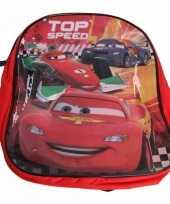 Kinder gymtas met cars afbeelding