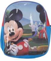 Kinder gymtas met mickey mouse
