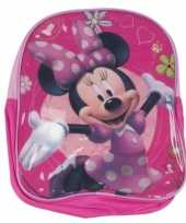Kinder gymtas met minnie mouse