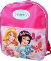 Roze disney princess gymtassen doornroosje en sneeuwwitje 10112486