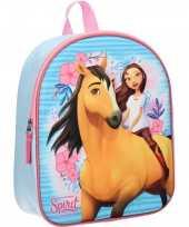 Spirit paarden ponys school gymtas rugzak voor peuters kleuters kinderen